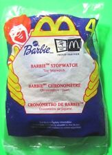 McDonalds Happy Meal Barbie Stopwatch #4 NIP sealed 2000