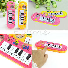 1Pc Popular Mini Plastic Electronic Keyboard Piano Kid Toy Musical Instrument