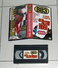 Vhs 883 Max Pezzali LA DONNA IL SOGNO & GLI ALTRI VIDEO Claudio Cecchetto 1995