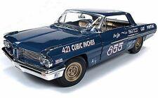 PONTIAC CATALINA SUPER DUTY #655 NHRA CHAMPION DON GAY 1962 ERTL AW201 1/18