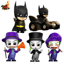 Hot Toys Batman with Batmobile The Joker Cosbaby OFFICIAL Exclusive Collectibles