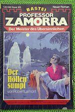 Professor Zamorra Nr. 45, Erstdruck, Der Höllensumpf, Zustand: 2-
