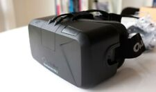 Oculus Rift DK2 Virtual Reality headset. *RARE* Excellent Condition - Light use.
