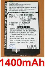 Batería 1400mAh Para TOSHIBA Portege G900, 718000181 MSC710000210 TS-BTR002