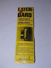 "Metal Commercial Latch Guard Gard-prevent break ins-Strike Protector-3""X11"""