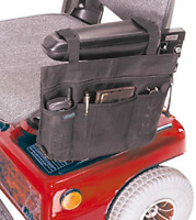 Scooter Arm Tote for Wheelchairs & Mobility 1092