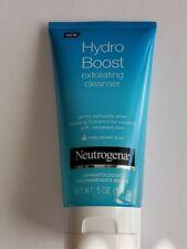 Neutrogena Hydro Boost Exfoliating Cleanser 5 oz