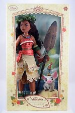 "Disney Moana Limited Edition Doll Movie 16"" LE 6500 DisneyStore Figure Girl NIB"