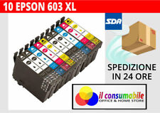 10 Cartucce compatibili 603xl EPSON Epson WorkForce WF-2810 XP4105
