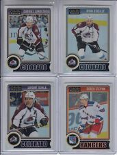 14/15 OPC Platinum Colorado Avalanche Jarome Iginla White Ice #45 Ltd #172/199