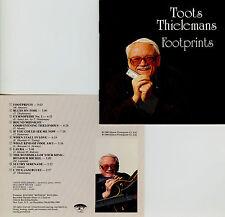 TOOTS THIELEMANS  footprints