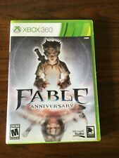 Fable Anniversary - Xbox 360 CIB Fast Shipping