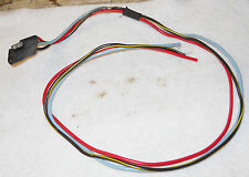 1968 Mustang GT Shelby Cougar Xr7 ORIG A/C CONTROL PANEL FAN SWITCH WIRING PLUG