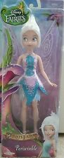 Disney Fairies Pirate Fairy 9 inch Periwinkle Doll w Purple & Blue dress wings