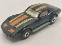 Vintage 1979 Lesney Matchbox Superfast Chevorlet Corvette Toy Collector Car