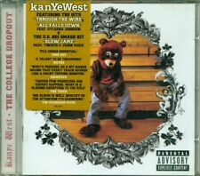 Kanye West - The College Dropout Cd Perfetto