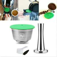 Refillable Coffee Capsule Cup For Dolce Gusto Nescafe Reusable Filter Pod Well