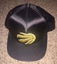 OVO Mitchell And Ness Toronto Raptors Snap Back Hat Satin October's Very Own