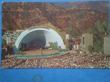 Postcard Usa Hollywood Bowl
