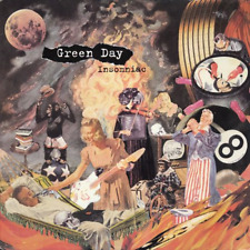 GREEN DAY - Insomniac (LP) (180g Vinyl) (M/M) (Sealed)