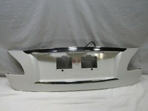 INFINITI M37 SEDAN TAILGATE TRUNK LID TRIM MOLDING PANEL OEM 2011 2012 2013 2014