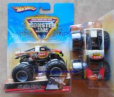 2009 Hot Wheels Eliminator #20/75 Monster Jam Truck 1:64 scale