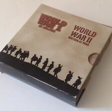 World War 1 in Colour & World War 2 Britain At War w/ Kenneth Branagh 14 x dvds