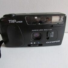 Olympus Trip Junior Camera, Lens 33mm 1:4.5, ISO 100, 200, 400, Japan