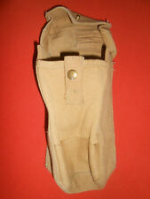 CANADIAN ARMY:1943 WWII , BREN GUN 1 Ammo Pouch , Canvas 1943 WWII