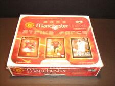 BOX Manchester STRIKE FORCE 2003 Upper Deck 24 packs BECKHAM'S