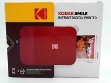Kodak Smile Instant Digital Bluetooth Printer iPhone & Android New Open Box
