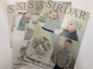 Sirdar Snuggly Baby Crofter DK Pattern