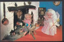 Children Postcard - Childs Toys - Dolls Fairy Tale Scene - Cinderella  V2103