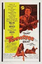 THAT TENNESSEE BEAT Movie POSTER 27x40 B Earl 'Snake' Richards Sharon DeBord