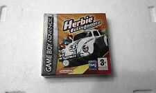 NINTENDO GAMEBOY GAME BOY ADVANCE HERBIE FULLY LOADED GBA SEALED