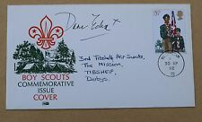 BOY SCOUTS 1982 COMMEMORATIVECOVER SIGNED BY DAME EDNA EVERAGE (BARRY HUMPHRIES)