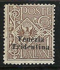 Austria Offices Abroad -  VENEZIA TRIDENTINA  1918  Scott  no. N52