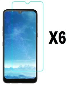 LG K51 Screen Protector, 6-Pack Clear Protective Film Shield Screen Protector