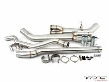 VRSF High Flow Single Mid-pipe Upgrade for 2015 – 2019 BMW M3 & M4 F80/F82 S55.