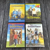 The Good Place Season 1-4 DVD 8-Disc Set Series 1 2 3 4 Complete Season NEW