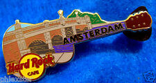 AMSTERDAM DUTCH BRIDGE SERIES GUITAR #6 Hard Rock Cafe PIN LE (50724)