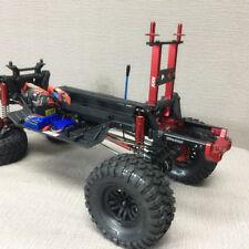 Alloy & carbon fibre Rear Car Shell Column For 1/10 TRAXXAS TRX4 Rc crawler Car