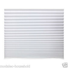 New IKEA SCHOTTIS Pleated blind, white window covers 90 x 190cm UK-B786