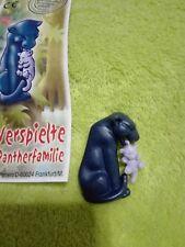 Ü-Ei 2002 Tierfamilien Verspielte Pantherfamilien 705 037 +BPZ