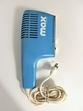 VINTAGE MAX GILETTE Hair Dryer Model THD-2 Pre Owned Excellent Condition