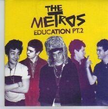 (DE251) The Metros, Education Pt.2 - 2008 DJ CD