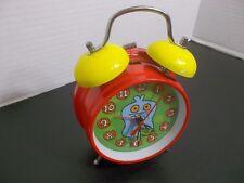 Babo & Ox UGLYDOLL Retro Metal Alarm Clock