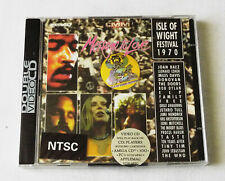 V/A Message to love - ISLE OF WIGHT FESTIVAL 1970 VIDEO CDx2 CMM DD 143 - SEALED