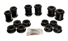 Energy Suspension Control Arm Bushing Kit 3.2140G Black for Chevy Corvette FAST