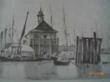 Hamburg - Blockhaus 1655 - 1852, Vollmer um 1850